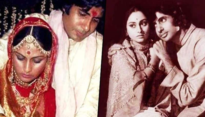 Amitabh Bachchan shares unseen monochrome picture of Jaya, take a look