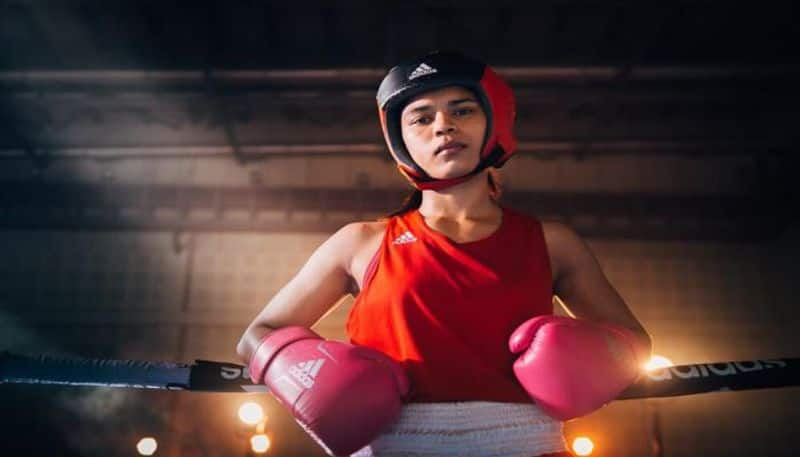 Young Boxer Nikhat writes to Sports minister demands trail against Mary Kom