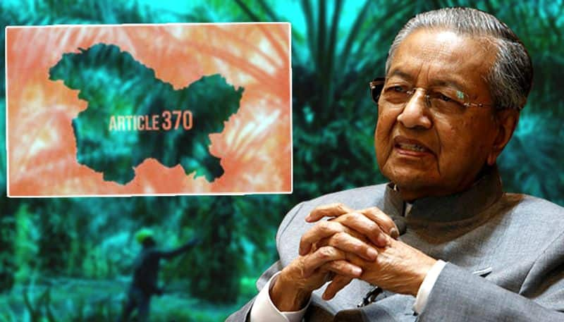 Turmoil over palm oil: Malaysia learns its lessons over insulting India on abrogation 370