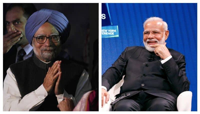 Stop blaming UPA, Manmohan Singh to gaoverment