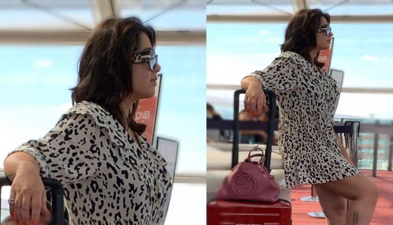 charmy kaur latest photo viral in social media