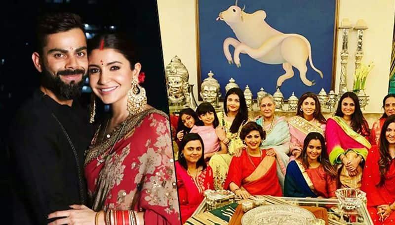 Karwa Chauth 2019: From Priyanka Chopra to Aishwarya Rai, celebs rock festival look (Inside pictures)
