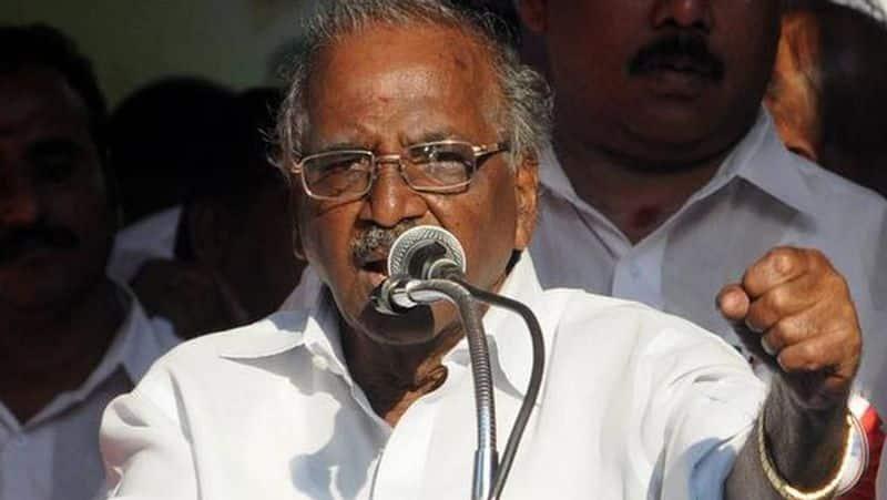 AIADMK leader Madhusudhanan's death .. AIADMK volunteers in a sea of tears.