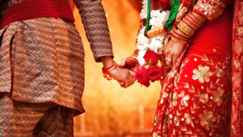 Religion no hindrance for pure love: Muslim man converts to Hinduism as he ties knot with Hindu girl