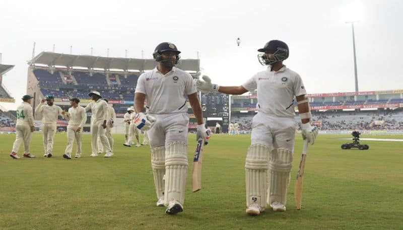 Rain forces early stumps of first day of India vs South Africa third test