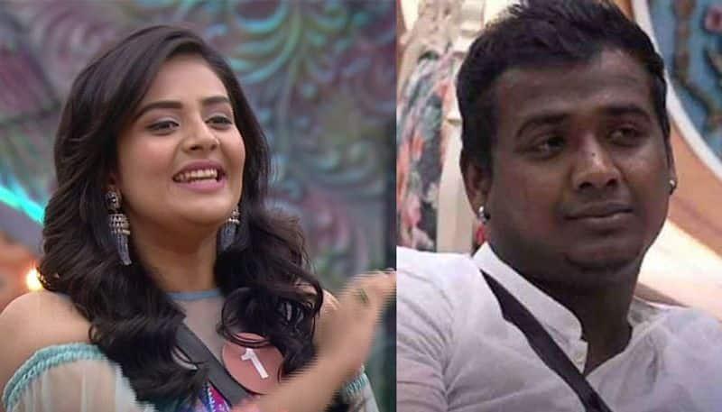Bigg Boss 3:  Sreemukhi and Rahul Heated Argument