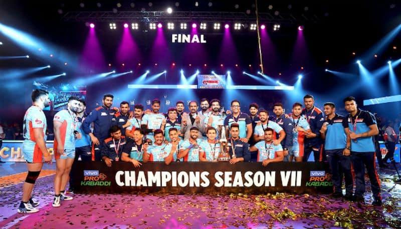 Bengal Warriors won the title of Pro Kabaddi League season seven