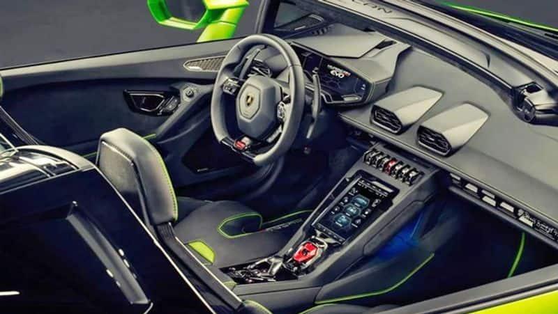Lamborghini Huracan Evo RWD Spyder launched