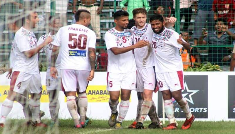 Mohun Banag lost their first match in Sheikh Kamal Cup