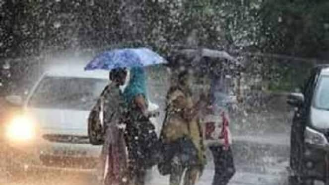 Heavy rain to hit Karnataka Yellow and Red alert announced hls