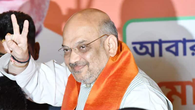 Amit Shahs 55th birthday From PM Modi to Goa CM Pramod Sawant wishes pour in