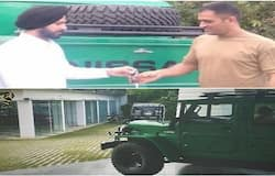 ms dhoni added new car jonga to his car collection
