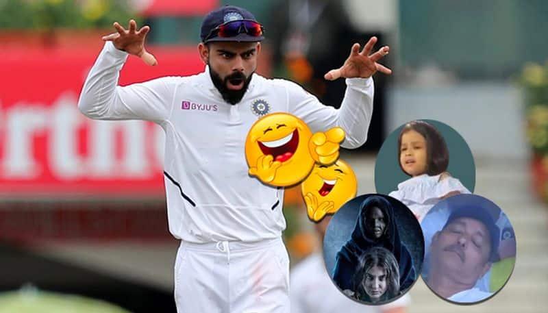 Virat Kohli's viral facial expression decoded at last!