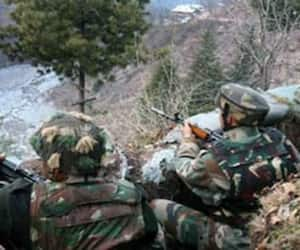 Indian Army destroys two missile shells fired by Pakistani forces