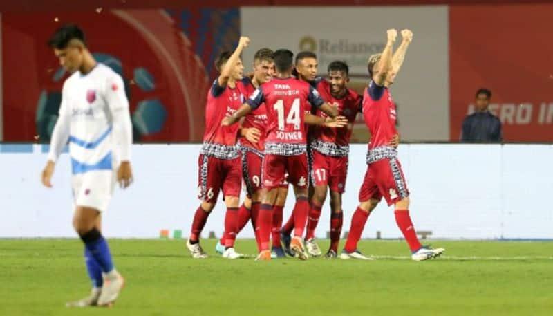 ISL 10-man Jamshedpur FC defeat Odisha 2-1 at home