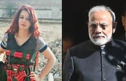 Rabi Pirzada and Modi