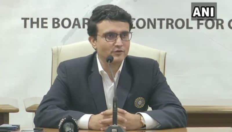 BCCI president Sourav Ganguly Virat Kohli most important man Indian cricket