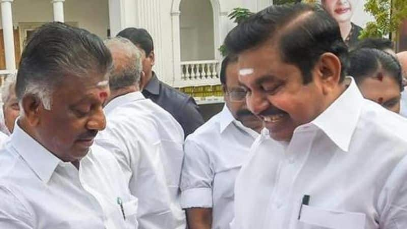 admk coordinator join coordinator advice to admk cadre's for ready to election without partition