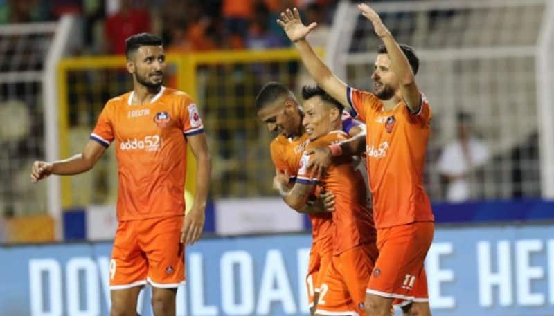 ISL Seiminlen Doungel scores on debut FC Goa thrash Chennaiyin 3-0