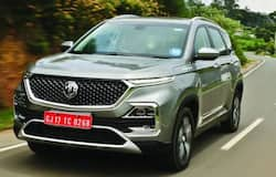 mg hector updated its software