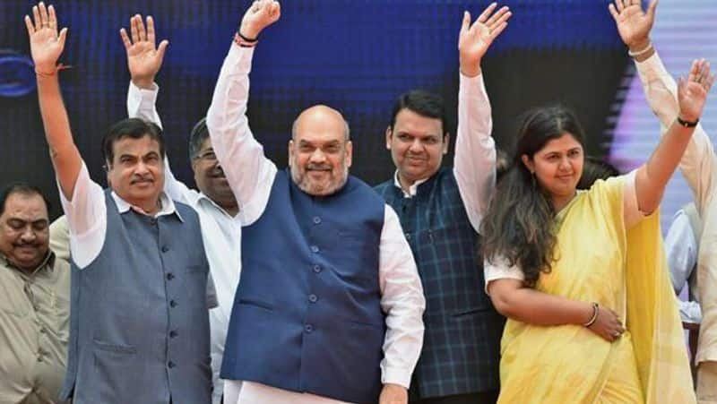 Rebellion is going to happen in Maharashtra BJP after going to government