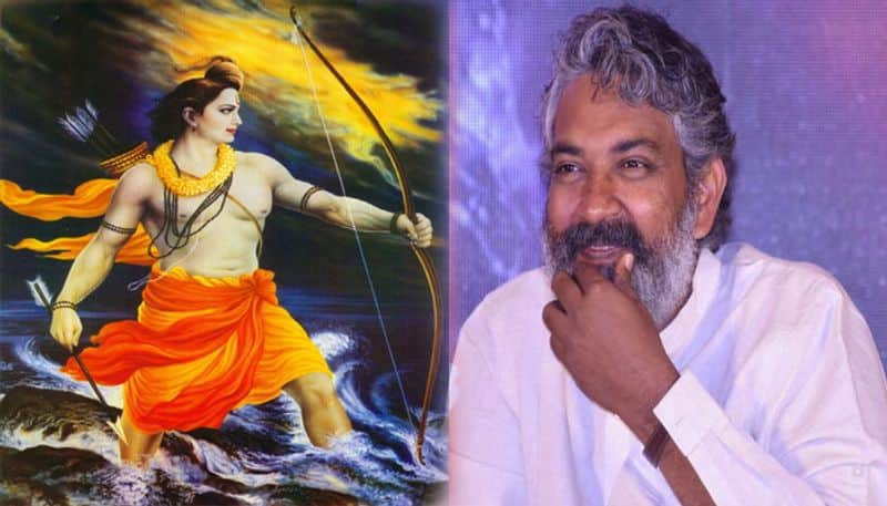 Rajamouli comments on Lord Krishna and Rama characters