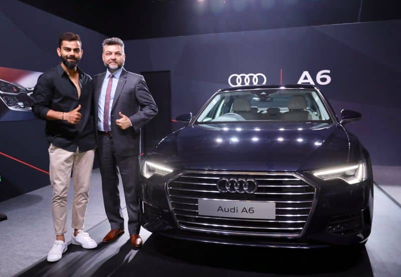new genration audi a6 in india-price 54.20lakhs