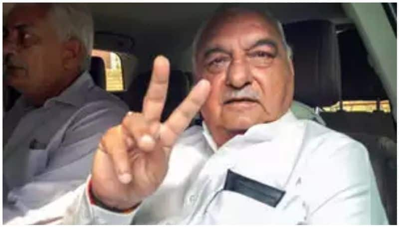 Hooda again strengthened in Congress, becomes leader of Legislature Party