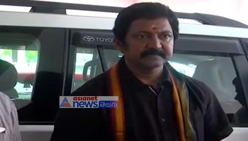 TDP MLA Vallabhaneni Vamshi Responds on Chandrababu naidu letter