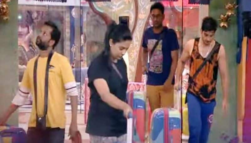 Bigg Boss 3: All Housemates Pack Their Bags