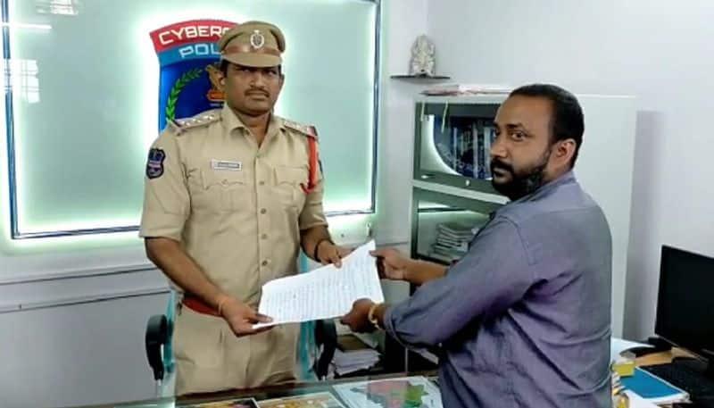 rtc strike: case filed against ashwatthama reddy in police station
