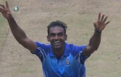 Abhimanyu Mithun, Vijay Hazare Trophy