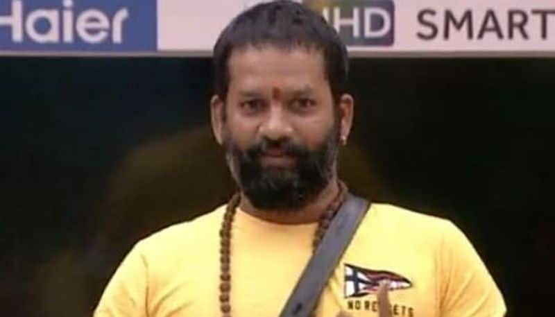 Bigg Boss 3: Baba Bhaskar Becomes the second contestant to  enter the finale