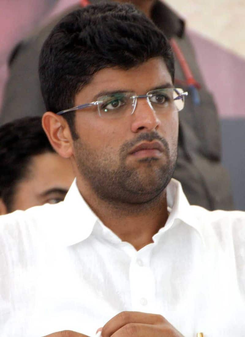 Learn why one year old Dushyant Chautala's party revolt