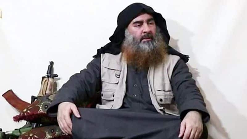 Before death, Baghdadi has made three children to shield, but was killed