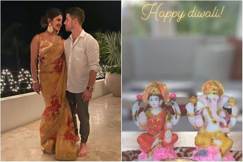 Priyanka Chopra, Nick Jonas celebrate Diwali; couple welcome Lakshmi-Ganesha at home in Mexico