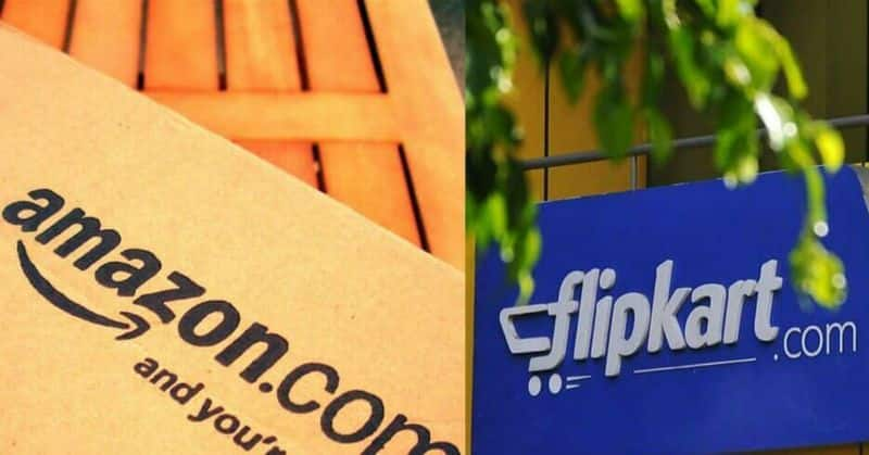 amazon and flipkart going to sale handcrafted sarees in online