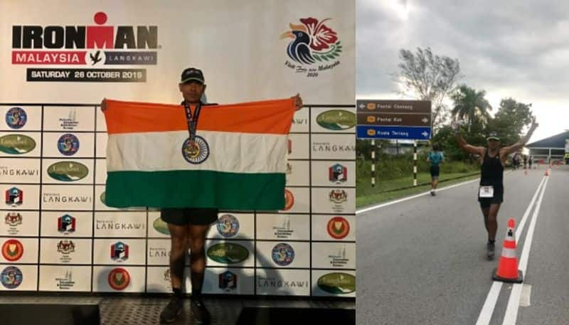 Swaroop Singh Kuntal becomes fastest Indian complete Ironman Malaysia