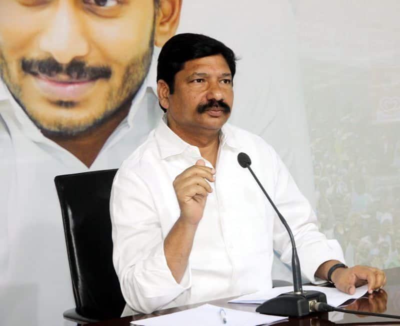 MLA Jogi Rammesh Allegations on EX CM Chandrababu