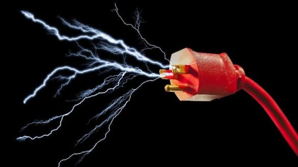 baby dies of electric shock accident in Malappuram