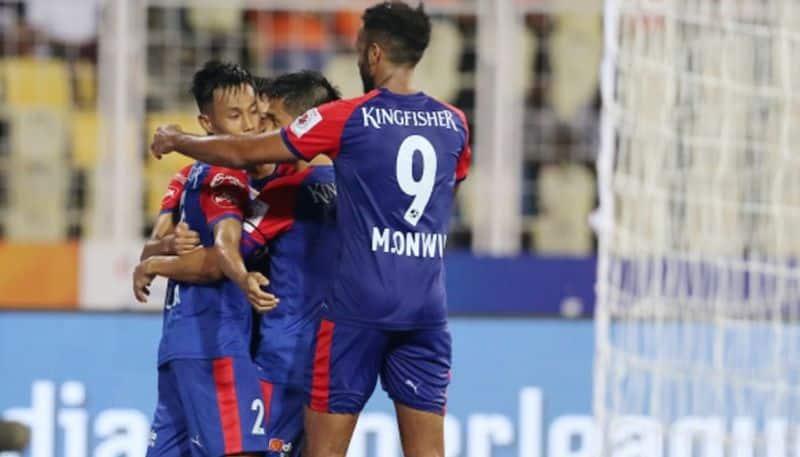 ISL heavyweights Bengaluru FC Goa share points