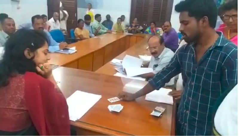 give permission to sell my organs; young boy requests madanapalle sub collector
