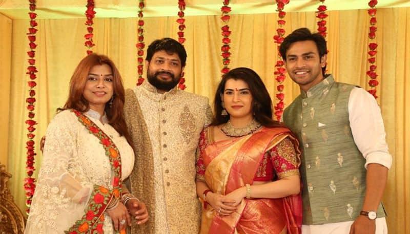 telugu actress archana marriage date fixed