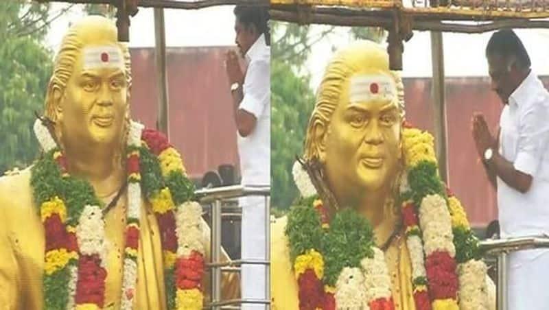 Thevar Jayanti 2019 Tamil Nadu celebrates Pasumpon Muthuramalingam Thevar