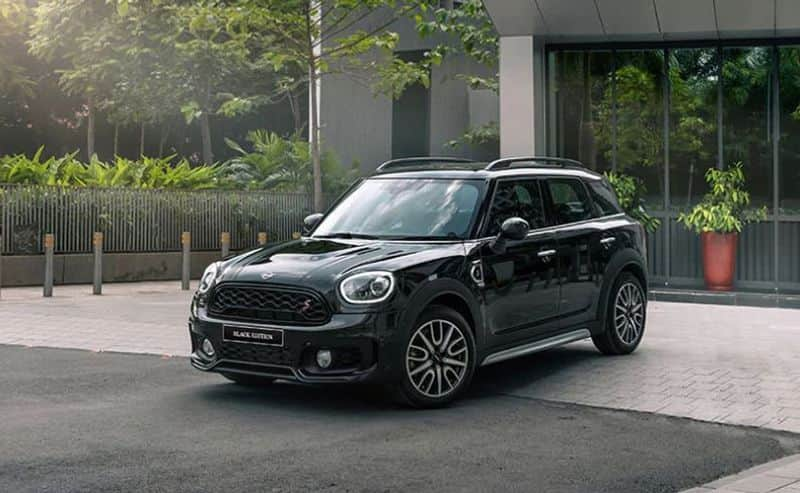 mini country man black limited edition launched inindia