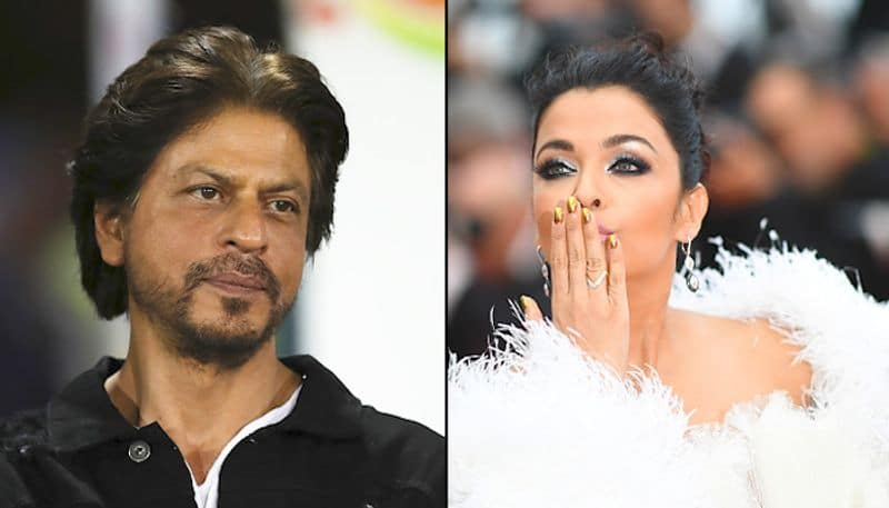 Shah Rukh Khan jumps into fire to save someone special in Aishwarya Rai's life
