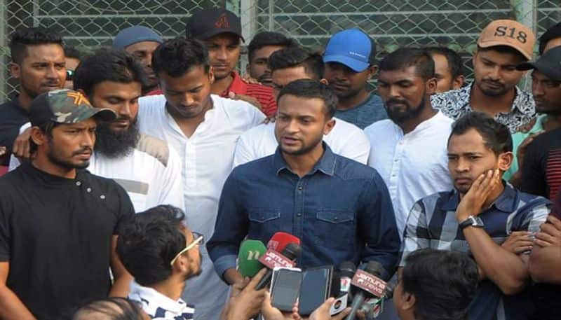 Shakib to follow ICC rules to came back in one year