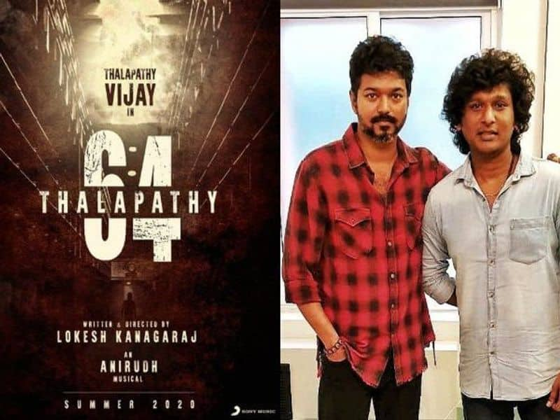 Vijay Thalapathy 64 Movie Shooting Ends on February Month