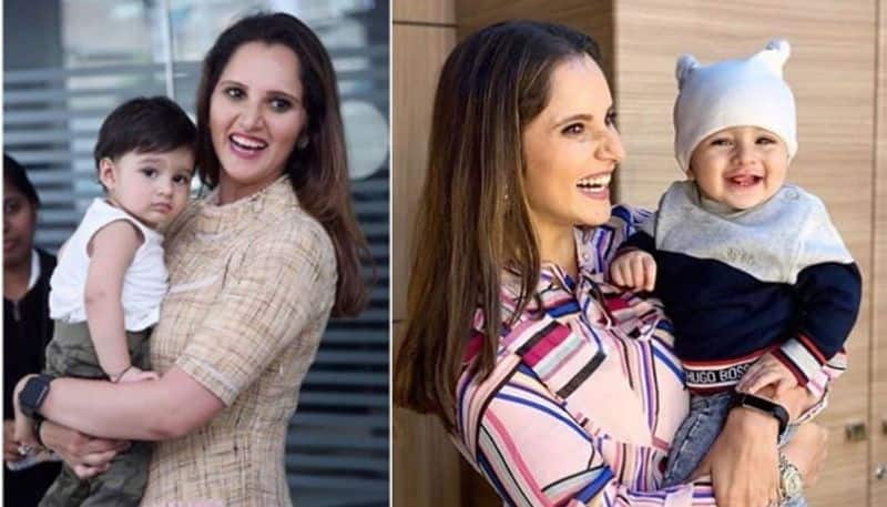 promise to be by your side until my last breath Sania Mirza Emotional post on her son birthday