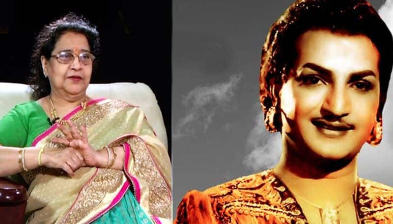 Actress Geethanjali remembers her relation with NTR